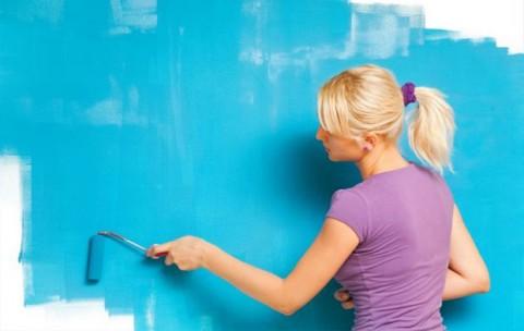инструкция по покраске стен